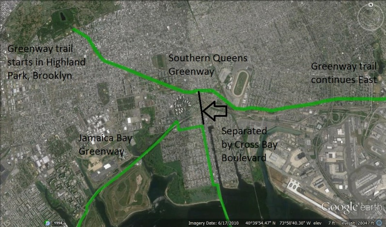 Jamaica Bay and Southern Greenway